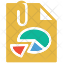 Finance Dairy Pad Icon