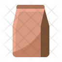 Paper Bag Coffee Icon