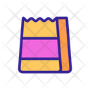 Takeout Box Lunch Icon