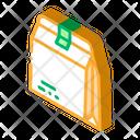 Bag Box Closed Icon