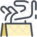 Hand Parcel Paper Bag Icon