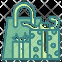 Paper Bag Gift Bag Giftbox Icon
