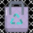 Paper Bag Recycle Bag Hand Bag Icon