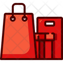 Paper Bag Gift Paper Bags Icon