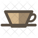 Paper Coffee Dripper Icon