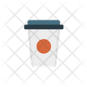 Paper Cup Coffee Drink Icon