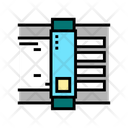 Paper Cut Equipment Icon
