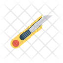 Paper Cutter Knife Icon
