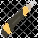 Paper Sharp Tool Icon