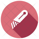 Paper Cutter Stationary Icon