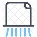 Paper Cutting Icon