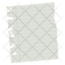 Paper Design Note Design Writing Note Icon