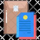 Paper Envelop Icon
