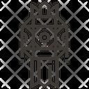 Paper-lantern Icon