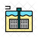 Paper Make Equipment Icon