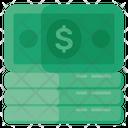 Dollar Paper Money Finance Icon