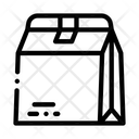 Paper packing Icon
