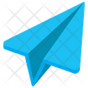 Paper Plane Paper Airplane Paper Aircraft Icon
