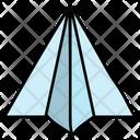 Send Mail Message Paper Plane Icon