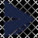 Send Paper Plane Icon