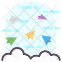 Paper Plane Paper Airplane Feedback Icon