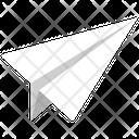 Paper Plane Plane Send Icon