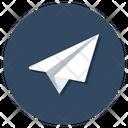 Paper Plane Send Mail Send Message Icon