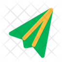Paper Plane Toys Play Icon