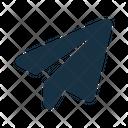 Paper Plane Send Plane Icon
