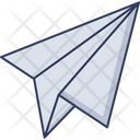 Paper Plane Send Messages Icon