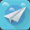 Paper Plane Send Icon