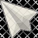 Paper Plane Icon