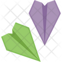 Paper Planes Flying Paper Paper Craft Icon