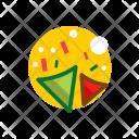 Paper popper Icon