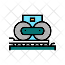 Paper Pressing System Icon