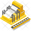 Paper Production Icon