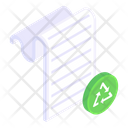 Page Recycle Paper Recycle Paper Reuse Icon