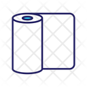 Paper Roll Paper Roll Icon