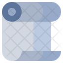 Iroll Paper Roll Paper Icon