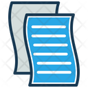 Paper Sheets Paper Business Paper Icon