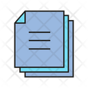 Paper Sheets Icon