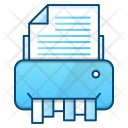 Shredder Printer File Icon