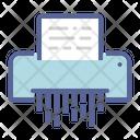 Shredder Confidential Secret Icon