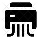 Shredder Paper Icon