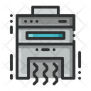 Device Paper Shredder Icon