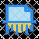 Shredder Technology Electronic Icon