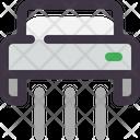 Paper Shredder Printer Paper Icon