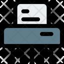 Paper Shredder Shredder Document Shredder Icon