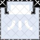 Paper Shredder Icon