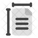 Paper Size Icon
